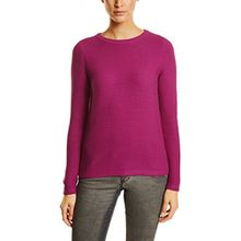 Street One Damen Pullover 300480 Phillippa, Rosa (Sparkling Berry 11164), 44
