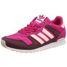 adidas Unisex-Kinder ZX 700 Kurzschaft Stiefel, Pink (Bold Pink/Haze Coral/Maroon), 35.5 EU