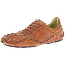 Pikolinos 15A-6175 Fuencarral Schuhe Herren Slipper, Schuhgröße:45;Farbe:Braun