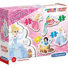 My frist Puzzles 3/6/9/12 Teile - Disney Princess