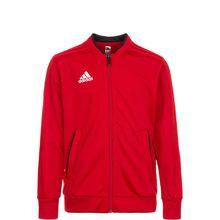adidas Performance Condivo 18 Trainingsjacke Jungen rot/weiß