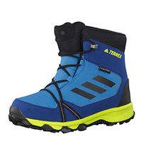 adidas Unisex-Kinder Terrex Snow CP CW K Trekking-& Wanderstiefel, Verschiedene Farben (Petmis/Negbas/Azunoc), 35 EU