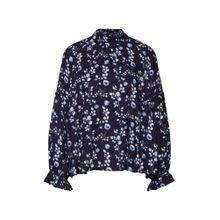Mavi Bluse 'Printed Blouse' blau