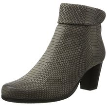 GERRY WEBER Shoes Damen Louanne 06 Stiefel, Grau (Grau (710)), 40 EU (6.5 UK)