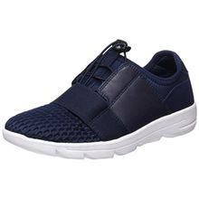 s.Oliver Damen 24610 Sneaker, Blau (Navy Comb. 891), 41 EU