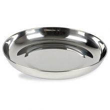 Tatonka - Plate - Teller Gr L grau/schwarz
