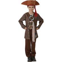 Kostüm Jack Sparrow Fluch der Karibik 5 Deluxe