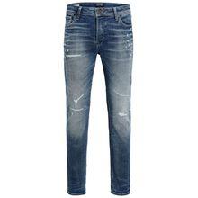 JACK & JONES Tim Original 062 Aw24 Noos Slim Fit Jeans Herren Blau