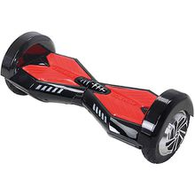 E-Balance Hoverboard ROBWAY W2 8 Zoll mit APP-Funktion, schwarz-rot schwarz/rot