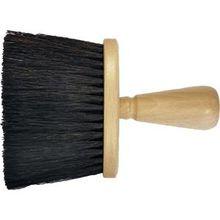 Efalock Professional Friseurbedarf Zubehör Nackenwedel Naturborste 1 Stk.