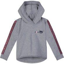 Sweatshirt  grau Mädchen Kleinkinder