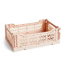 Hay - Colour Crate Korb S, 26,5 x 17 cm, nude