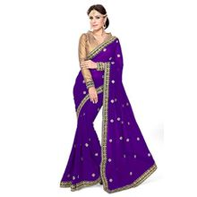 Mirchi Fashion Damen Bollywood Kostüm Indian Sari Kleid mit Ungesteckt Oberteil/Top