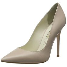 Buffalo Damen 180428 Pumps, Beige (Nude 42), 36 EU