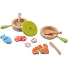 EverEarth® Kinder-Küchenset »Topf und Pfannenset«