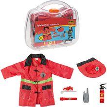 Idena Spielkoffer Feuerwehr
