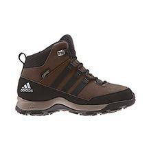 adidas Unisex-Kinder CW Winter Hiker Mid GTX K Trekking-& Wanderstiefel, Verschiedene Farben (Marron/Negbas/Marsim), 33 EU