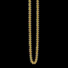 Thomas Sabo Ankerkette gelbgoldfarben-glänzend KE1111-413-39-L53