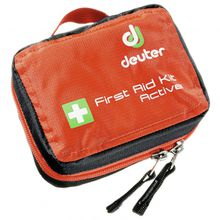 Deuter - First Aid Kit Active - Erste Hilfe Set Gr 9 x 12 x 5 cm papaya