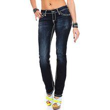 CIPO & BAXX Damen Jeans CBW-231 32/32