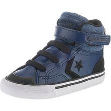 Baby Sneakers High PRO BLAZE STRAP HI,  blau Jungen Kleinkinder