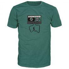 Alprausch - Alp-Sounds T-Shirt - T-Shirt Gr L;M;S;XL;XXL türkis