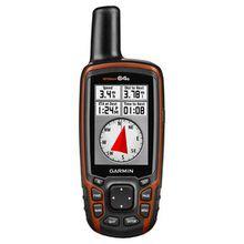 "GPS-Gerät ""Map64S + Topo Transalpin Bundle"""