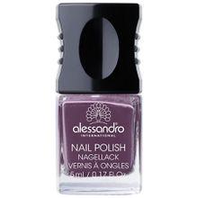 Alessandro Nagellacke Dusty Purple Nagellack 5.0 ml