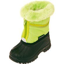 Playshoes Winter-Bootie mit Reißverschluss