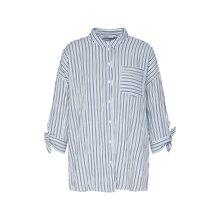 ONLY Bluse 3/4-Arm-Blusen weiß Damen