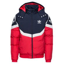 ADIDAS ORIGINALS Jacke dunkelblau / rot / weiß