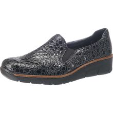 rieker Loafers anthrazit Damen