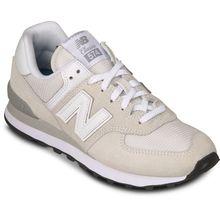 New Balance Sneaker - 574 weiß
