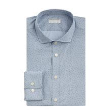 Slim Fit Business-Hemd aus Baumwolle Modell 'Filliam'