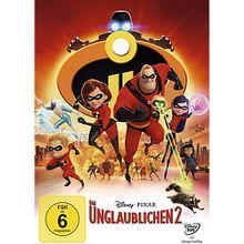 DVD Die Unglaublichen 2 Hörbuch