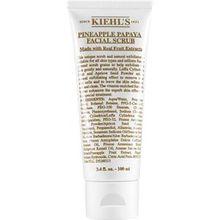 Kiehl's Gesichtspflege Reinigung Pineapple Papaya Facial Scrub 100 ml