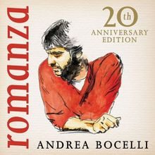 Audio CD »Andrea Bocelli: Romanza«