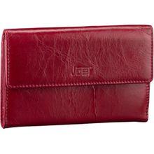 Jost Geldbörse Boda 6627 Geldbörse Rot