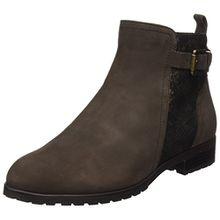 Caprice Damen 25350 Chelsea Boots, Braun (Brown Nub.Mul.), 41 EU
