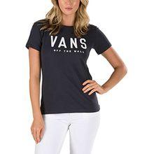 Damen T-Shirt Vans Double Fortune T-Shirt