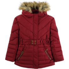 TOM TAILOR Winterjacke rot
