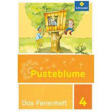 Buch - Pusteblume. Das Sprachbuch, Allgemeine Ausgabe 2015: 4. Schuljahr, Ferienheft (Zusatzmaterial)
