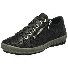 Legero Tanaro 700818, Damen Sneaker, Schwarz (Schwarz Kombi 02), 38 EU (5 UK)