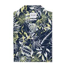 Regular Fit Freizeithemd aus Viskose Modell 'Vilas'