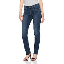 Levi's Damen Jeans 312 Shaping Slim Fun Times 0056, blau, W28/L30