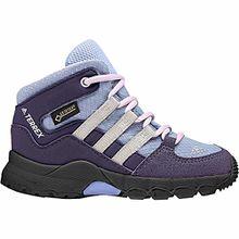 adidas Unisex-Kinder Terrex Mid GTX I Trekking-& Wanderstiefel, Blau (Tinnob/Blatiz/Aerorr 000), 26 EU