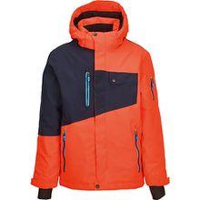 Skijacke Porto Jr   orange Jungen Kinder