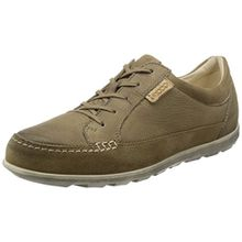 Ecco Cayla Navajo Brown/Navajo Brown Sue/Qua, Damen Sneakers, Braun (NavajoBrown/Navajo Brown Sue/Qua50829), 39 EU