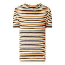 T-Shirt mit Streifenmuster Modell 'Cineo'