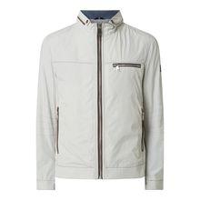 Jacke mit Reißverschlusstaschen Modell 'Enrico'